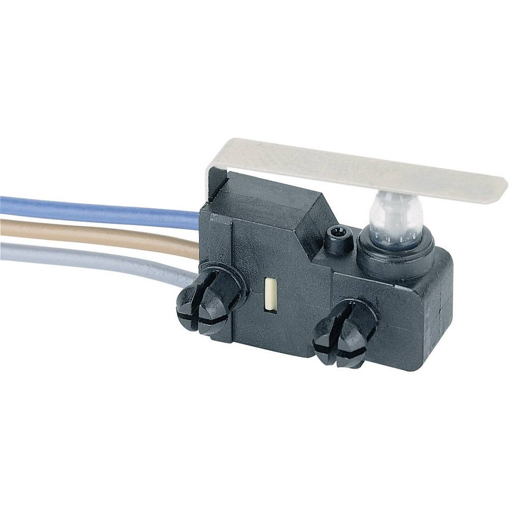 Marquardt Microswitch 10222201 24 Vdc 2 A 1 X On Ip67 Momentary