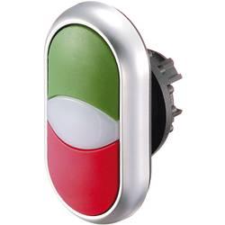 Dobbelttrykknap Eaton M22-DDL-GR-X1/X0 Grøn, Rød 1 stk