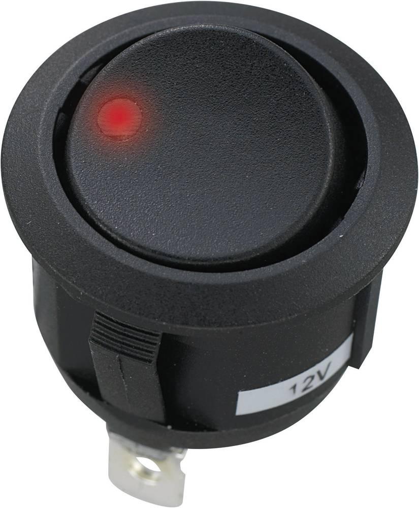 SCI Automobilska klecna sklopka 12 V/DC 20 A R13-112DL-02 uklop/isklop/uklop