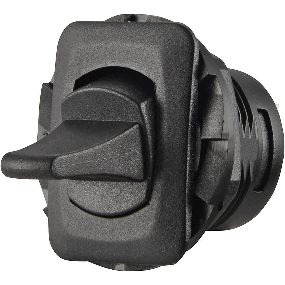 Tru Components Tc R13 405c 05 Toggle Switch 250 V Ac 6 A 2 X On No Latch 1 Pcs