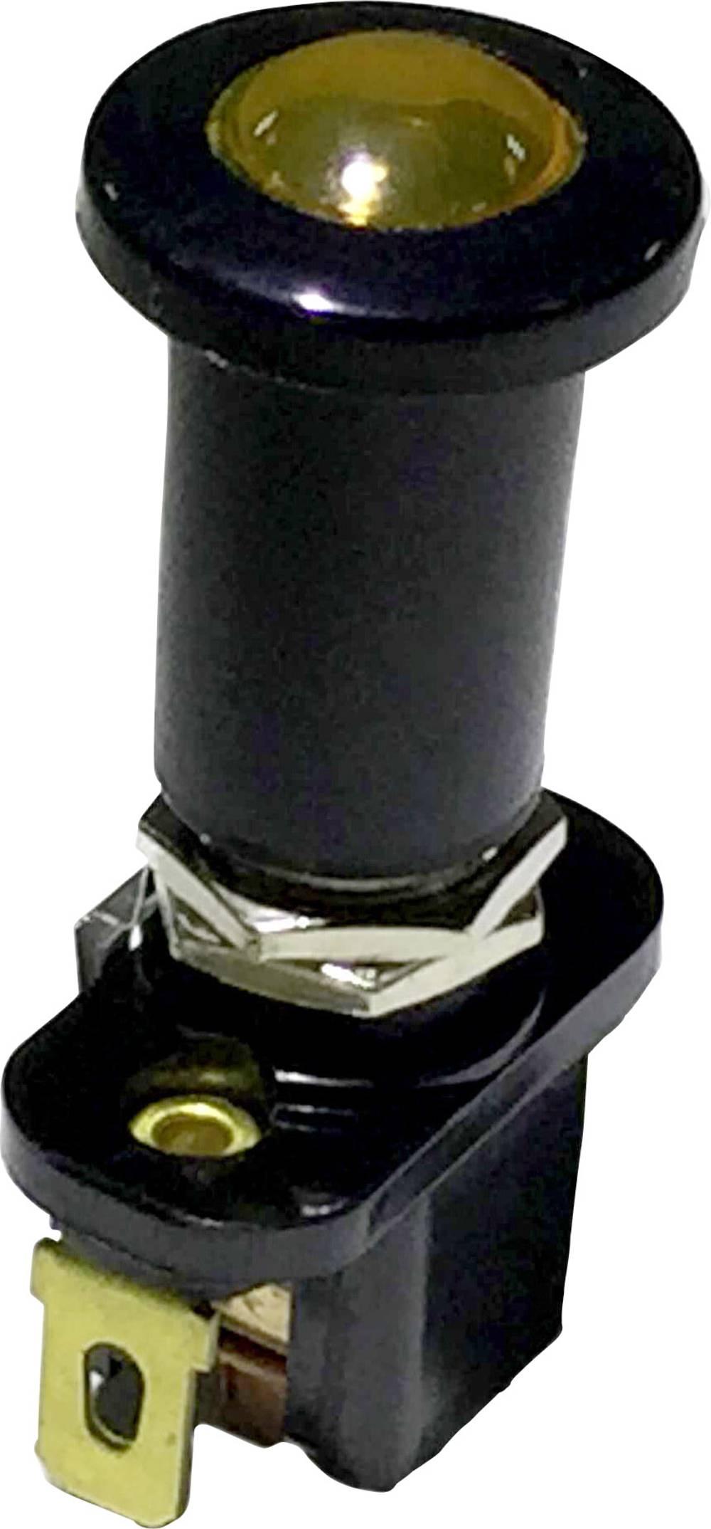 Bil-trækomskifter SCI A3-7 12 V/DC 10 A 1 x Off/On Klikkende 1 stk