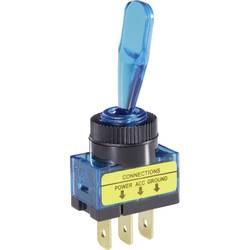 SCI Vippeafbryder til bil 12V/DC, 20 A R13-61B ILLUMINATED BLUE Til/Fra
