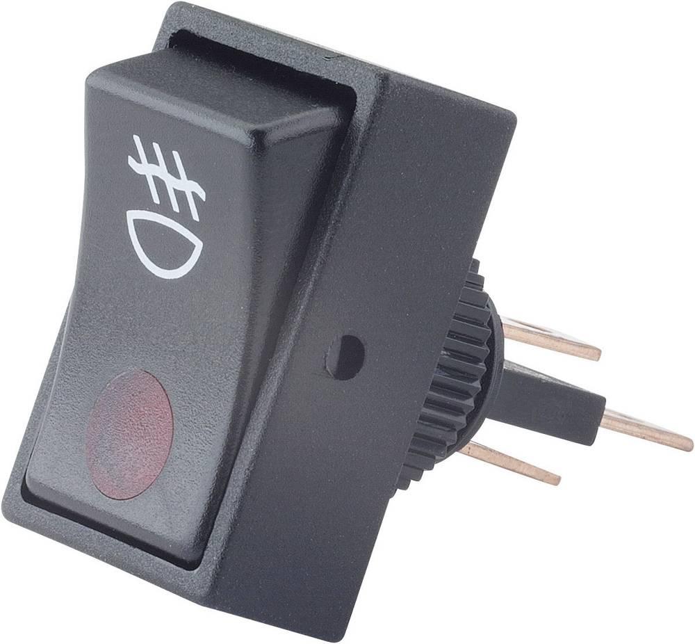 SCI Avtomobilsko klecno stikalo, 20 A R13-207B2 vklop/izklop12 V/DC 20 A