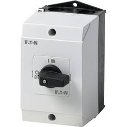 Eaton Tænd-sluk-kontakt opbygning T0-1-102/I1 Poltal 2 Tænd-sluk-kontakt opbygning 6,5 kW