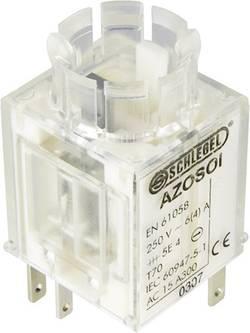 Kontaktelement 2 x brydekontakt, 1 x sluttekontakt Tastende 250 V/AC Schlegel AZOSOI 1 stk