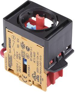 Kontaktelement 1 x brydekontakt Tastende 250 V/AC Schlegel MHTOSF 1 stk