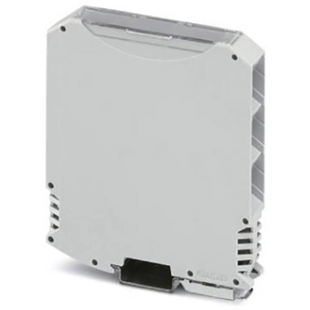 Kućište za DIN-letvu 99 x 17.5 x 114.5 poliamid, svijetlo sive boje Phoenix Contact ME MAX 17,5 3-3 KMGY 1 kom.