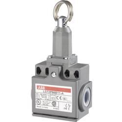 ABB Positionsafbryder 400 V/AC, 1,8 A, LS72P LS72P98B11-A 1 lukker, 1 åbner Trækudløser med ring