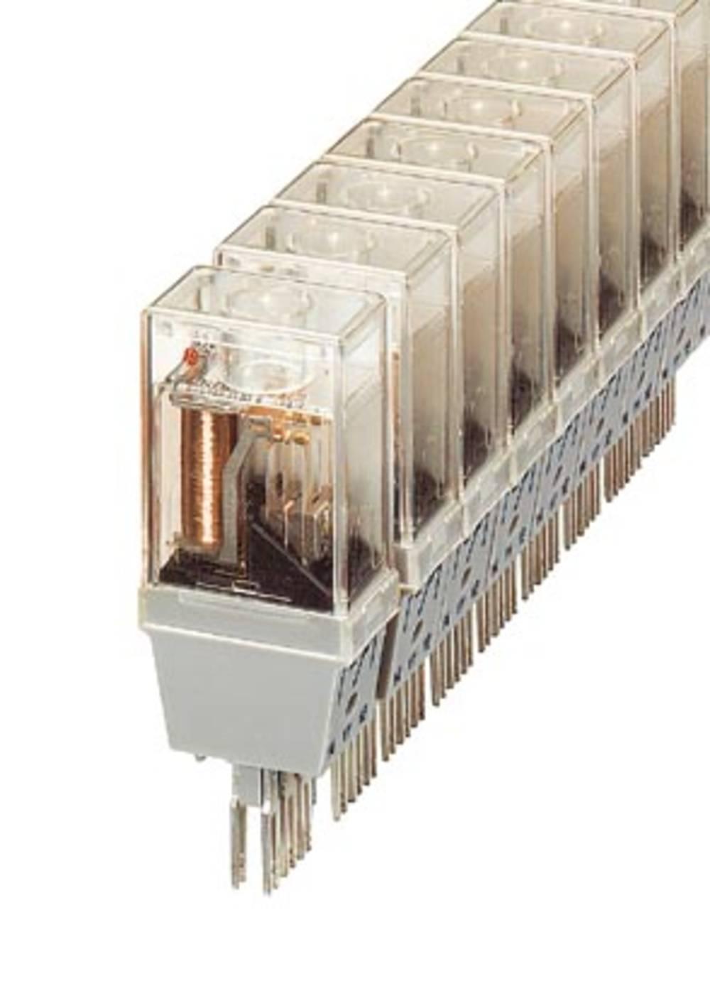 Vtični rele 24 V/DC 5 A 1 x preklopni Phoenix Contact ST-REL3-SG 24/21 10 kosov