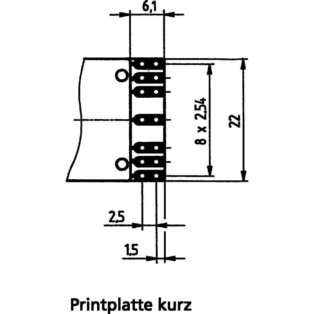Hartmann SMC-DE-131-AK2 SMC-DE Two-touch Code Switch BCD