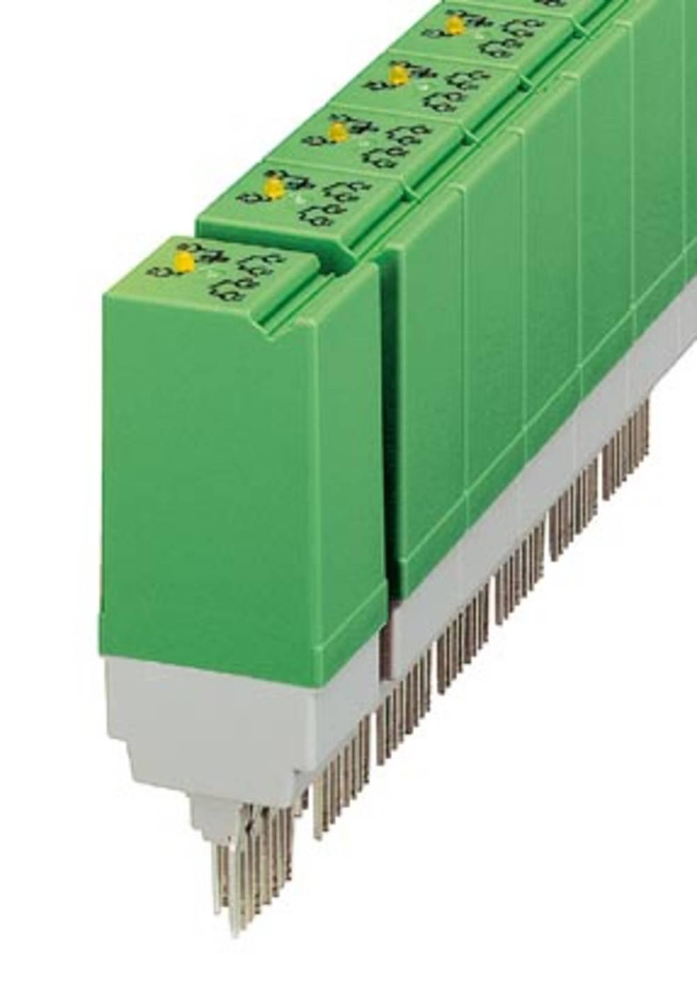 Stikrelæ 230 V/DC, 230 V/AC 5 A 2 x sluttekontakt Phoenix Contact ST-REL4-KG230/ 1- 1 10 stk