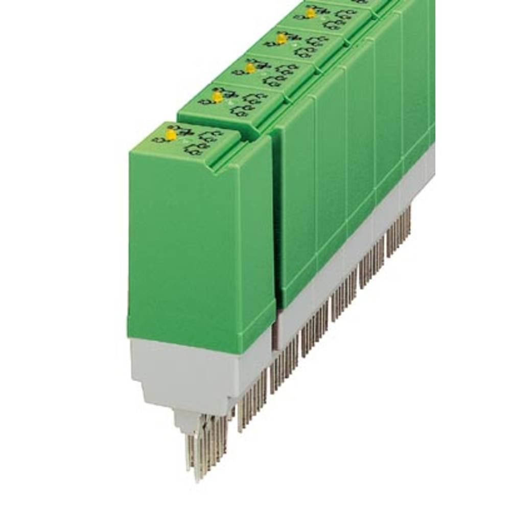 Vtični rele 230 V/DC, 230 V/AC 5 A s tremi zaklepi Phoenix Contact ST-REL4-KG230/ 1- 1 10 kosov
