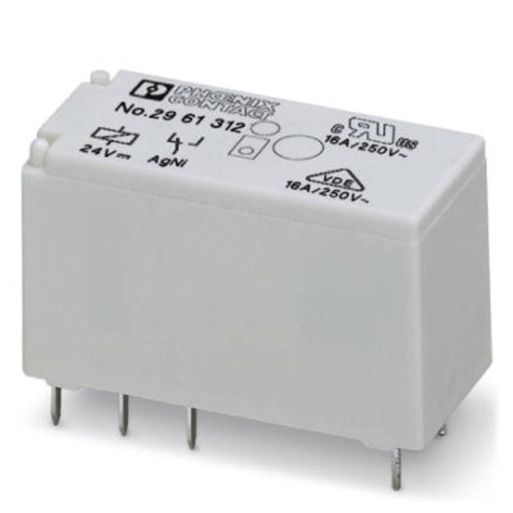 Printrelæ 120 V/AC 16 A 1 x skiftekontakt Phoenix Contact REL-MR-120AC/21HC 10 stk