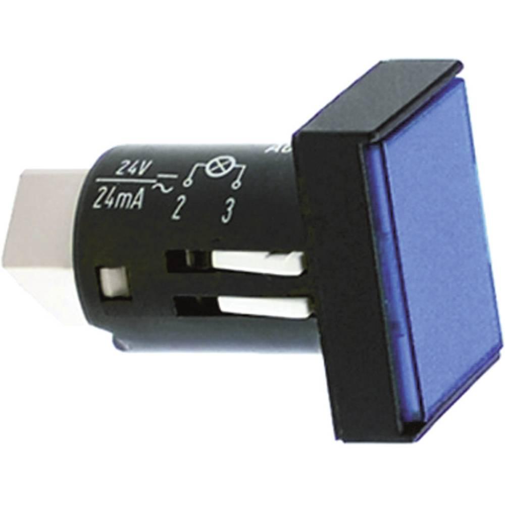 Industrijsko pakirane signalne luči s podnožjem za žarnico LUMOTAST FK maks. 24 V 0.7 W podnožje=Bi-Pin T 1 RAFI vsebina: 10 kos