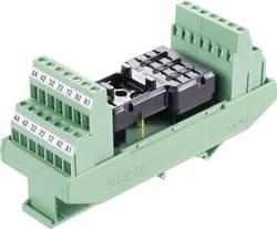 Reläkort obestyckad 5 st Phoenix Contact UM-RH 1004/4X21/SO6 4 switch