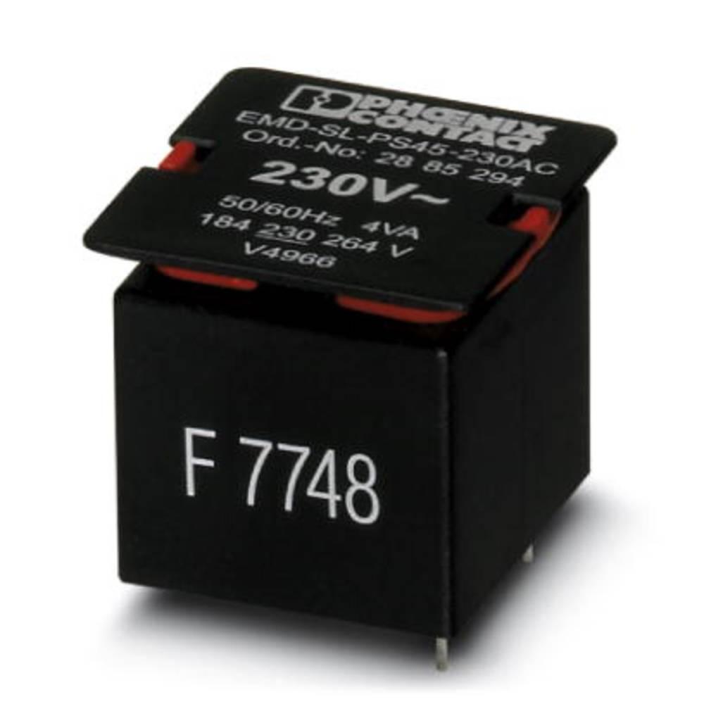 Powermodul til overvågningsrelæ 1 stk Phoenix Contact EMD-SL-PS45-230AC Passer til serie: Phoenix Contact Serie EMD-FL