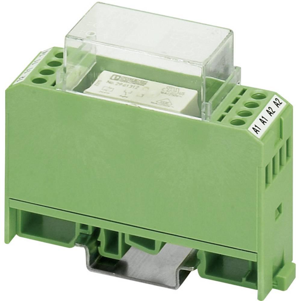Relækomponent 10 stk Phoenix Contact EMG 22-REL/KSR- 24/21-21AU 2 x omskifter