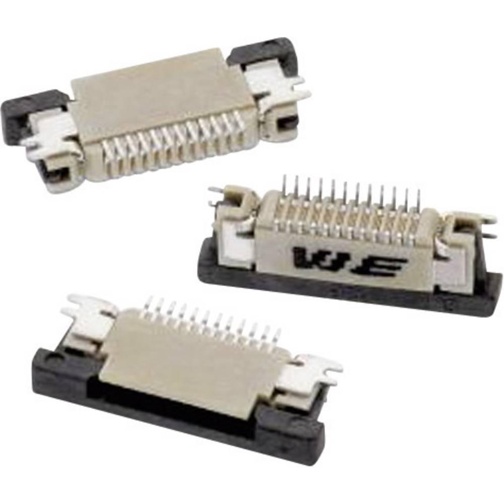 Priključek (standardni) Würth Elektronik 68711014522, mere: 0.50 mm 1 kos