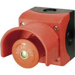 PV-afbryder med beskyttelseskrave 230 V/AC 6 A 1 x brydekontakt, 1 x sluttekontakt Eaton M22-SOL-PVT45PMPI11Q IP67/IP69K 1 stk