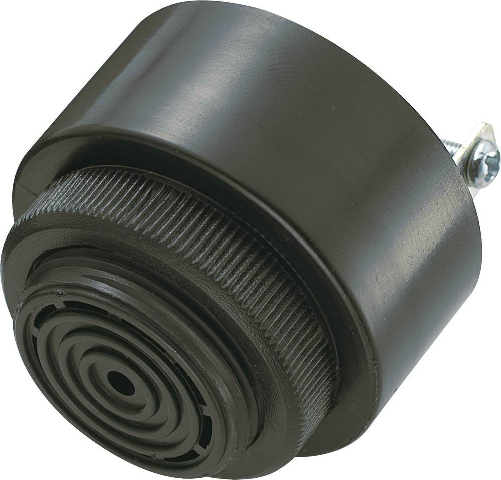 Piezo-Brenčač KPI serije, glasnost: 80 dB 230 V/AC, sprejemel. toka: 20 mA 2,9 + 0,5 kH.. KPI-G4321-230VAC-6304 KEPO