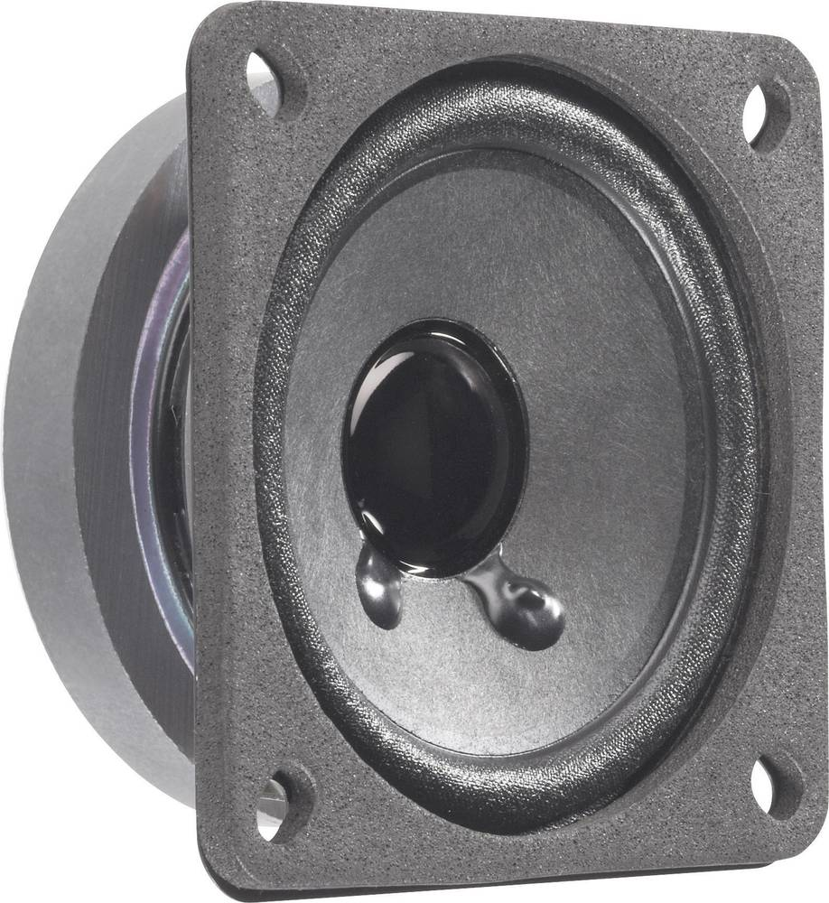 Ĺ irokopojasni zvučnik, 6,5 cm,glasnoća: 86 dB 2017 Visaton