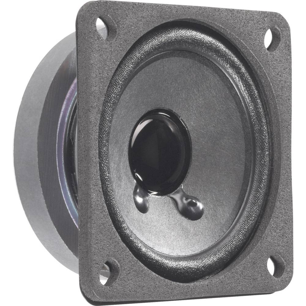 Miniature højttaler Støjudvikling: 86 dB 8 W Visaton 2017 1 stk
