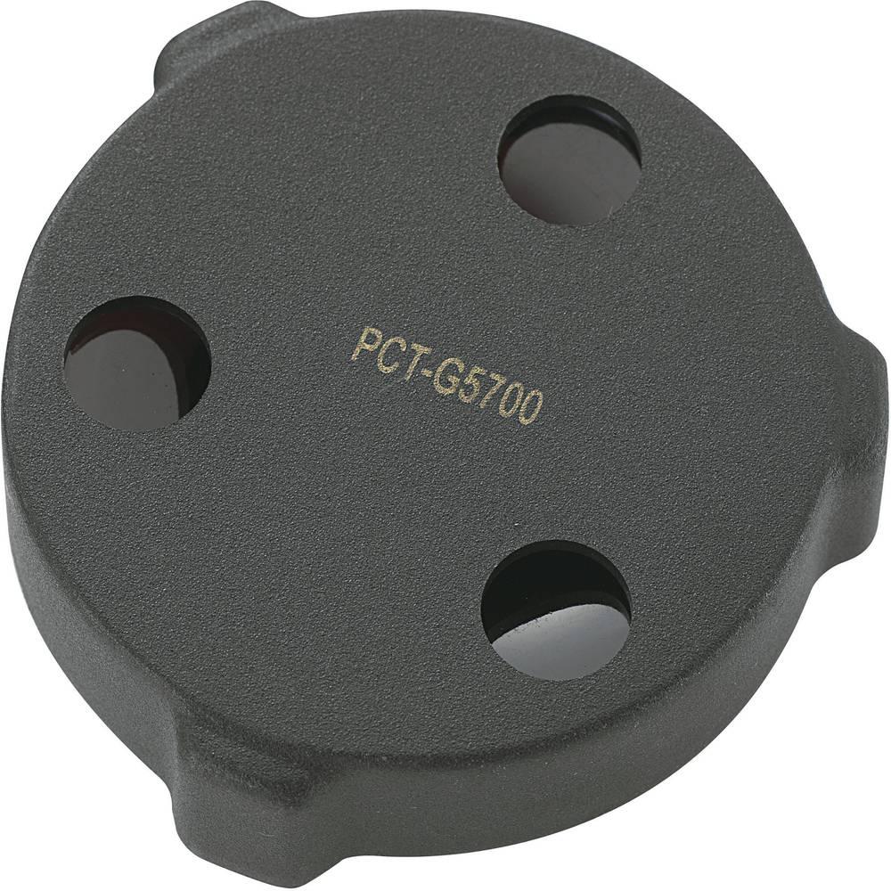 Ultrazvočni pretvarač PCT-serije, glasnoća: 100 dB 12 V/AC2-4 kHz PCT-G5700-6319 KEPO