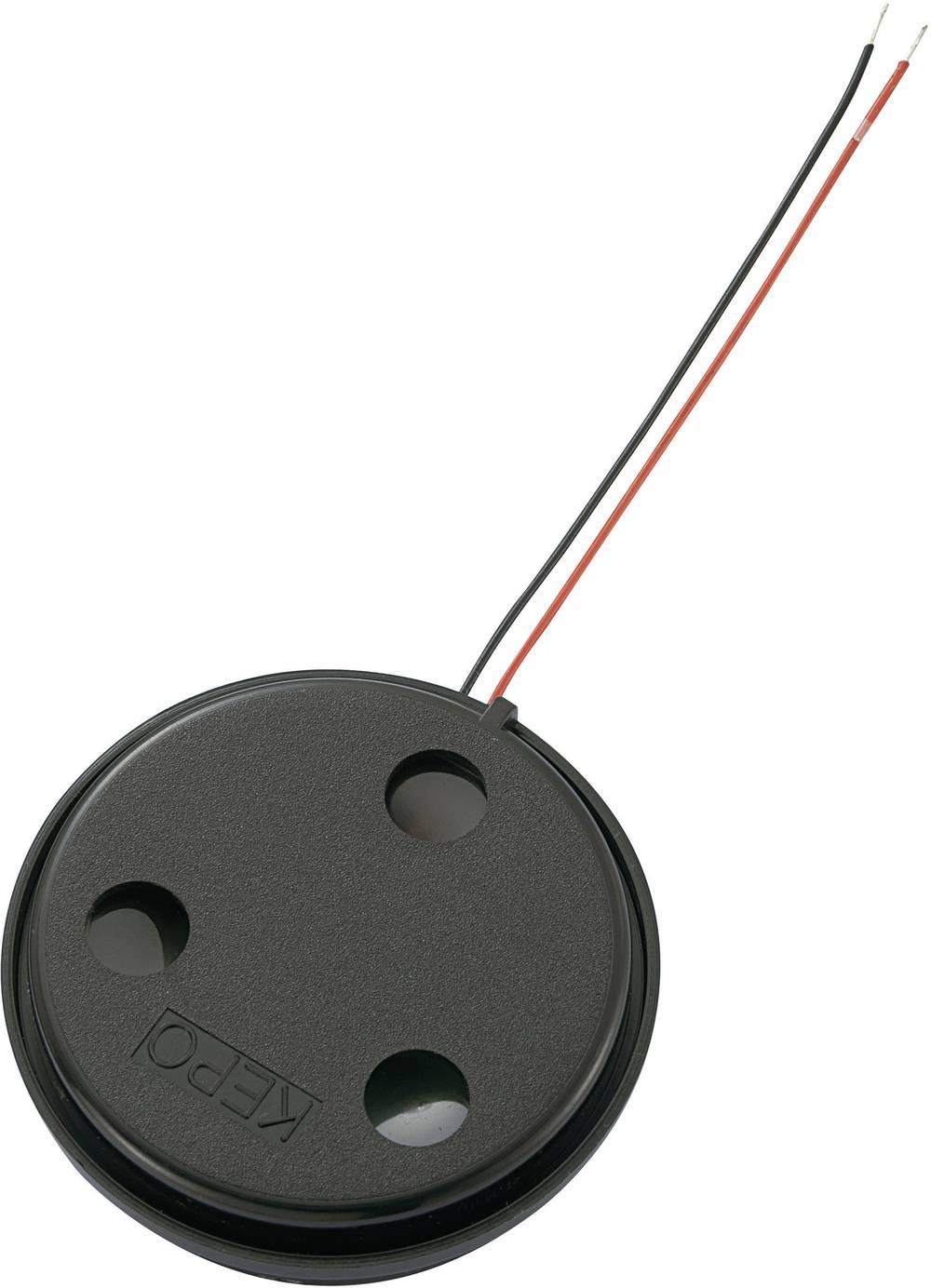 Ultrazvočni pretvornik PCT-serije, glasnost: 104 + 3 dB 4.2V/AC 1 - 5 kHz.. PCT-G5720-6320 KEPO