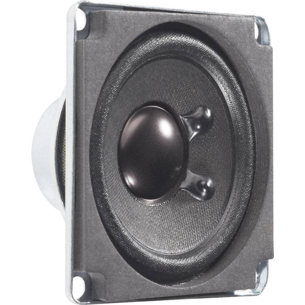 ŠIROKOPASOVNI zvočnik, 5 cm, magnetno zaščiten 2220 Visaton