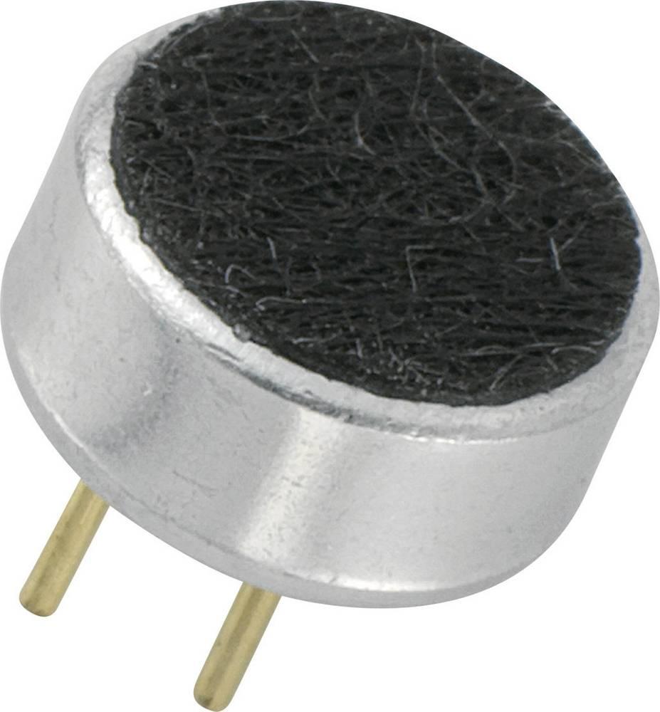 Glava mikrofona KPCM, 2 V/DC,osjetljivost: 44 dB + 3 dB KPCM-G60H27P-44DB-1183 KEPO