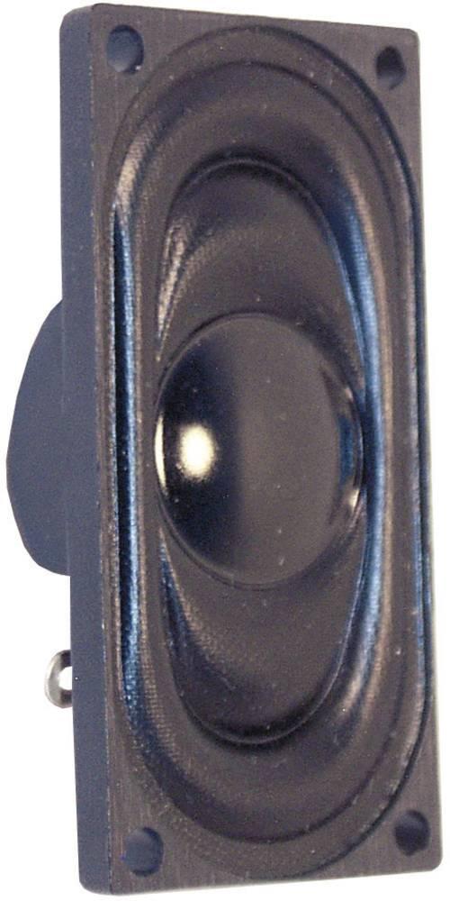 Miniaturni zvočnik, 76 dB 8 Ohm, nazivna moč: 1 W 600 Hz 2941 Visaton
