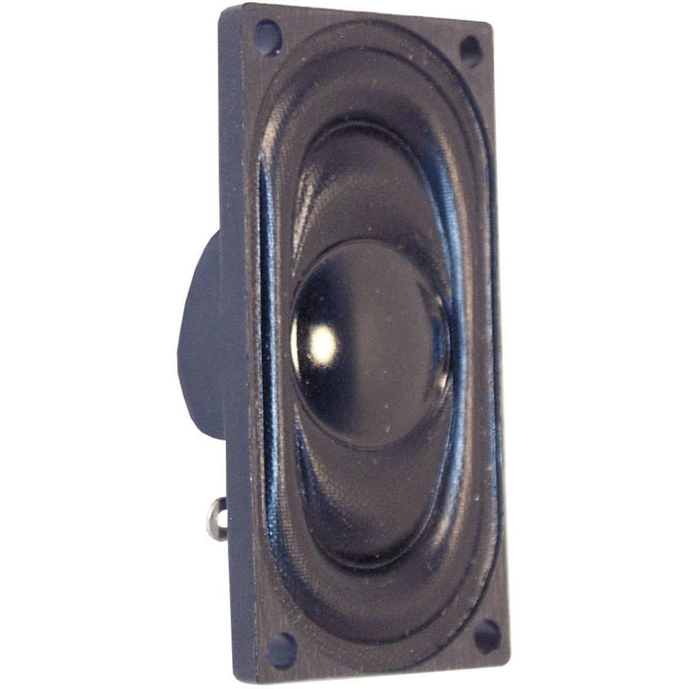 Miniature højttaler Støjudvikling: 76 dB 1 W Visaton 2941 1 stk