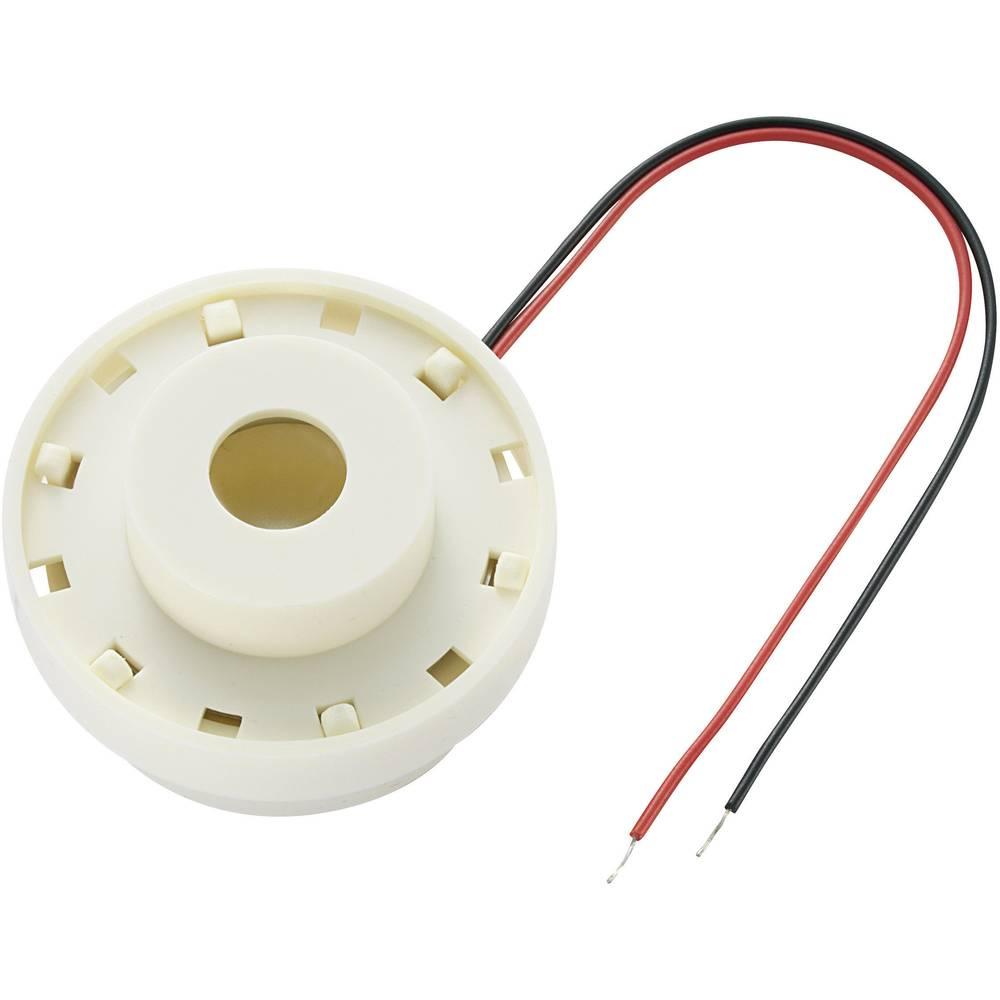 Piezo-Sirena KPI serije, glasnost: (za 12 V/DC in 30 cm) 100dB 3-16 V/DC, sprejem el. t.. KPI-G4510L-K6311 KEPO