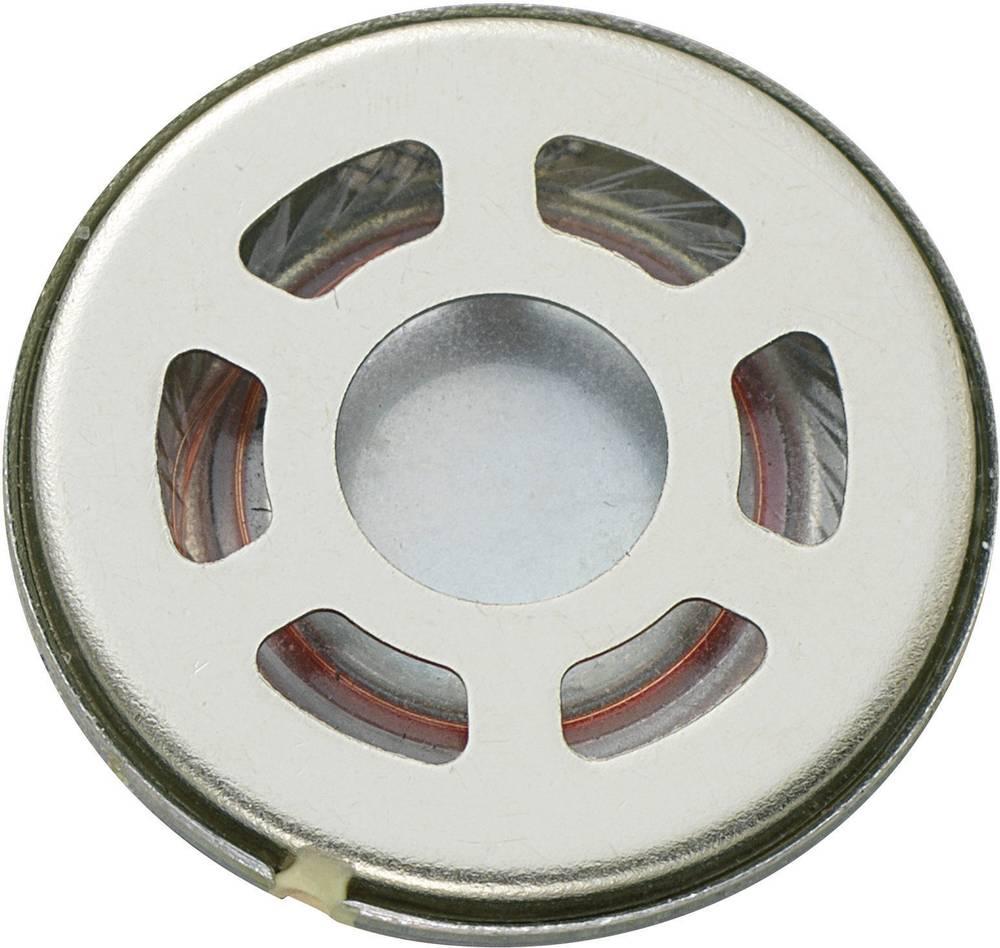 Miniaturni zvočnik KP 90 dB +3 dB 8 Ohm, nazivna moč: 0.5 W 900 Hz + 20 % KP1634SP3-5829 KEPO