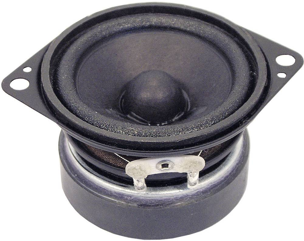 Ĺ irokopojasni zvučnik, 5cm, glasnoća: 86 dB 2235 Visaton