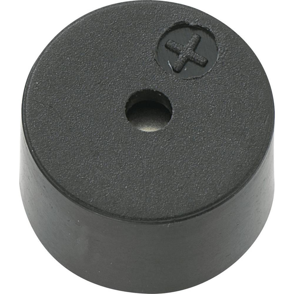 Magnetsko zujalo s elektronikom serije KPX 85 dB radni napon=12 V/DC KPX-G0912B-6335 KEPO