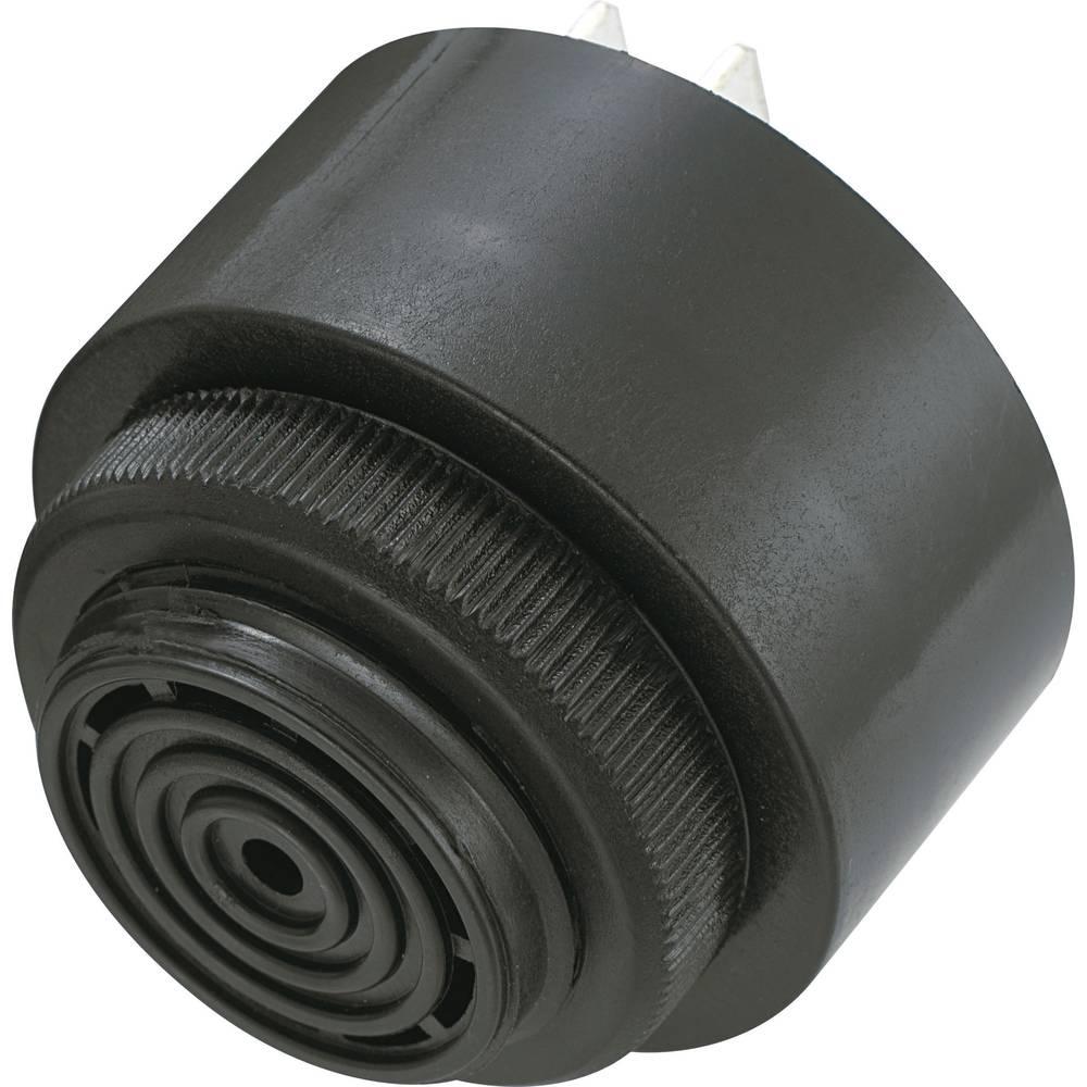 Piezo-Brenčač KPI serije, glasnost: 85 dB 230 V/AC, sprejemel. toka: 20 mA 2,9 + 0,5 kH.. KPI-G4311-230VAC-6298 KEPO