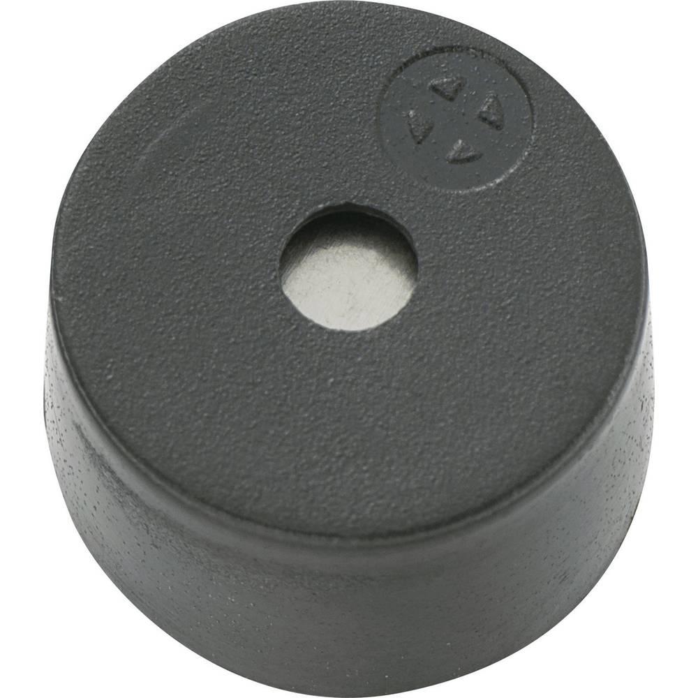 Magnetsko zujalo s elektronikom serije KPX 85 dB radni napon=12 V/DC KPX-G1212UB-6399 KEPO