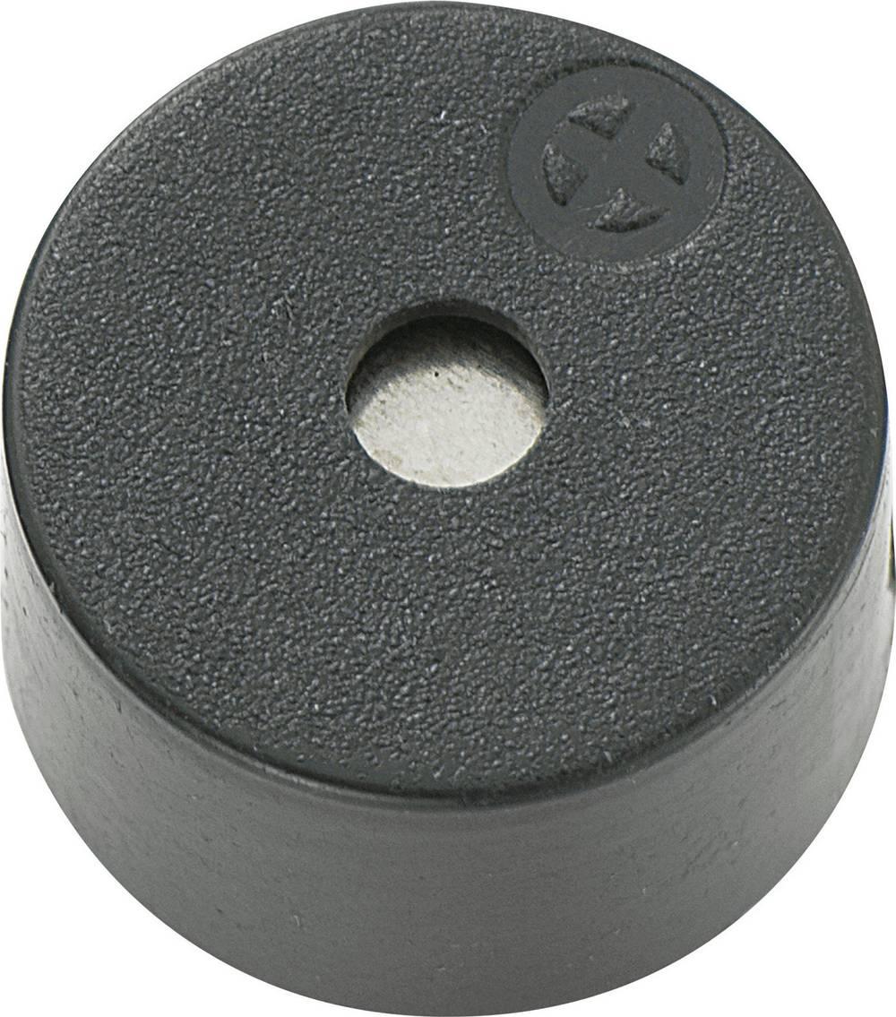 Magnetsko zujalo s elektronikom serije KPX 85 dB radni napon=12 V/DC KPX-G1212B-6401 KEPO