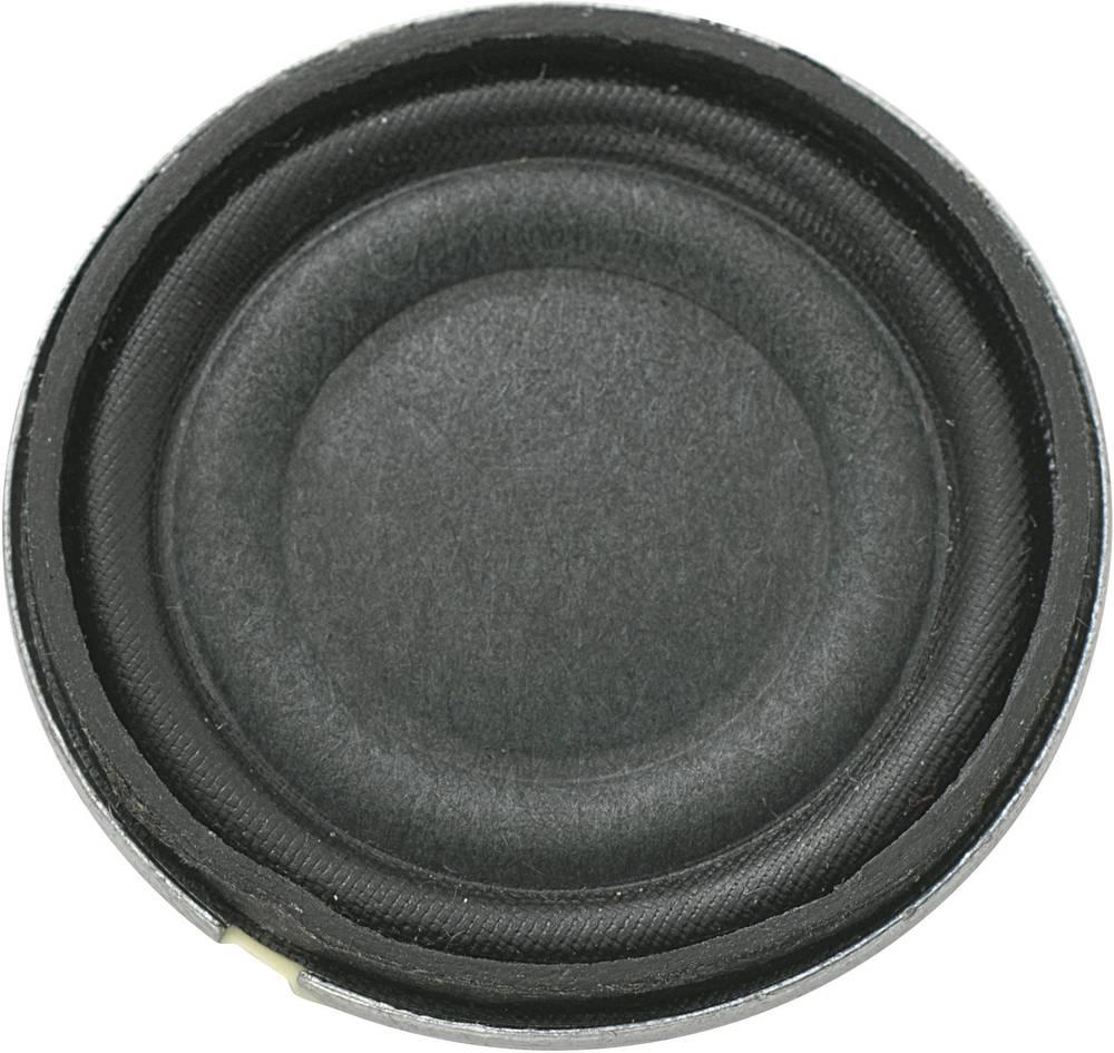Miniature højttaler Støjudvikling: 92 dB 0.500 W KEPO KP2852SP1F-5837 1 stk