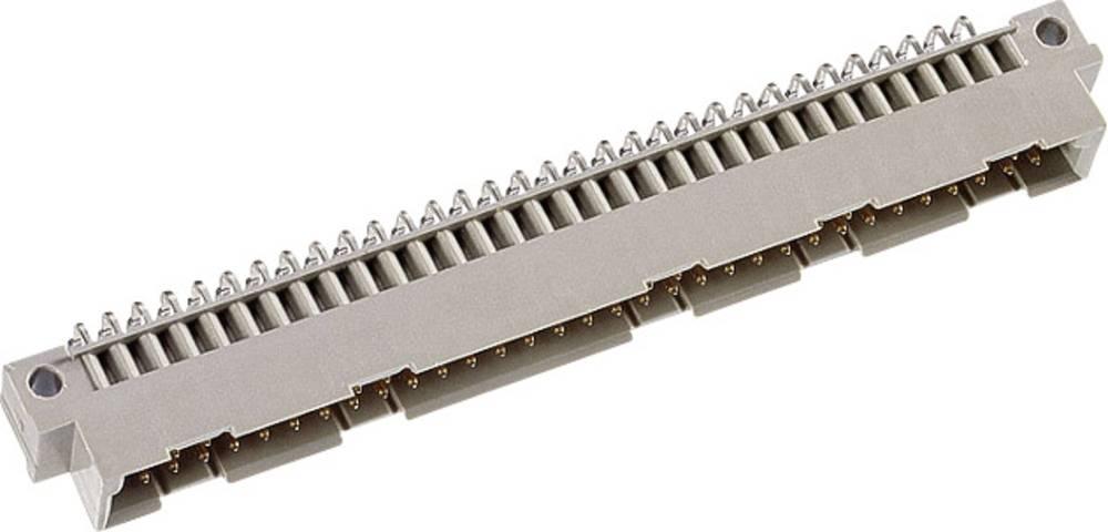 Hankonnektor 101-40064TH Samlet poltal 64 Antal rækker 2 ept 1 stk