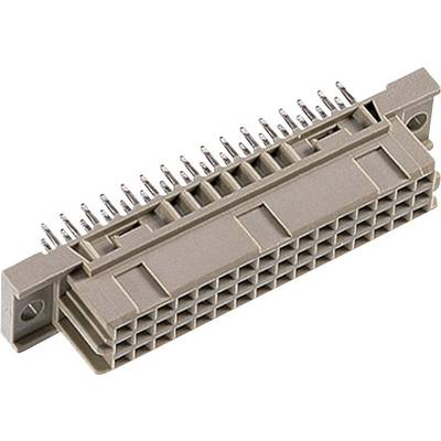Image of ept 104-90035 Edge connector (receptacle) Total number of pins 32 No. of rows 3 1 pc(s)