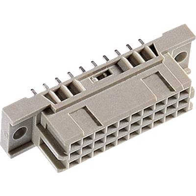 Image of ept 304-80064-01 Edge connector (receptacle) Total number of pins 30 No. of rows 3 1 pc(s)