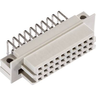 Image of ept 116-80064 Edge connector (receptacle) Total number of pins 30 No. of rows 3 1 pc(s)