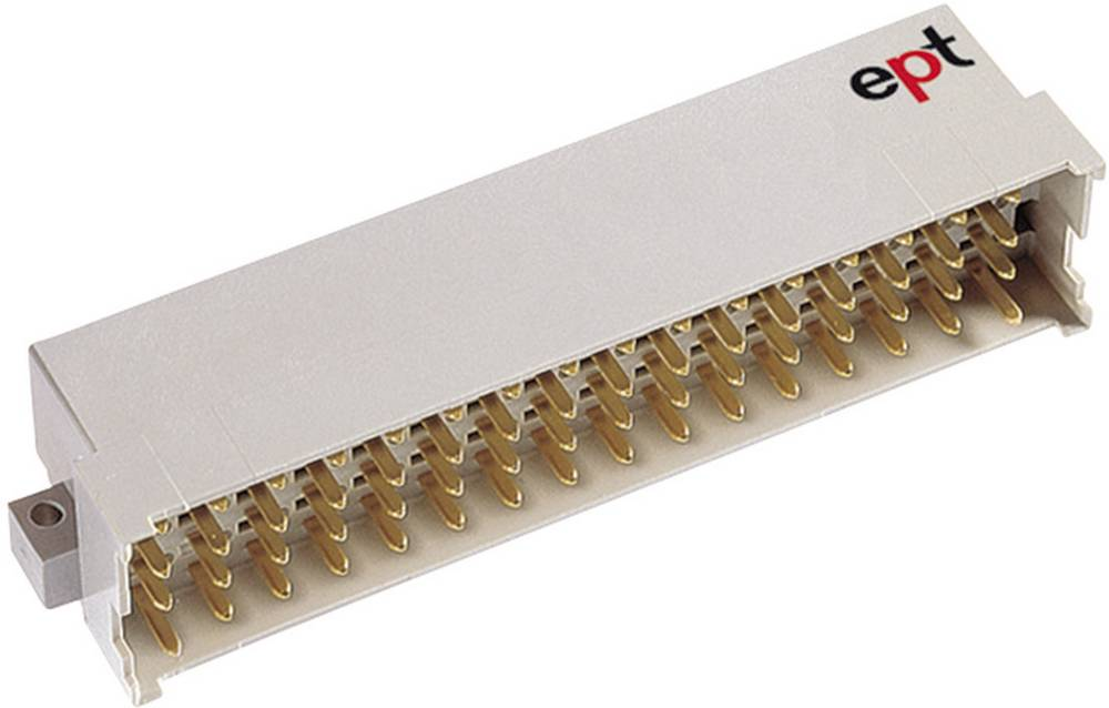 Hankonnektor G64M zbdf 3mm DS 90 ° klasse 2 Samlet poltal 64 Antal rækker 4 ept 1 stk