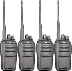PMR-handradio Team Electronic TeCom-SL Set 4 st