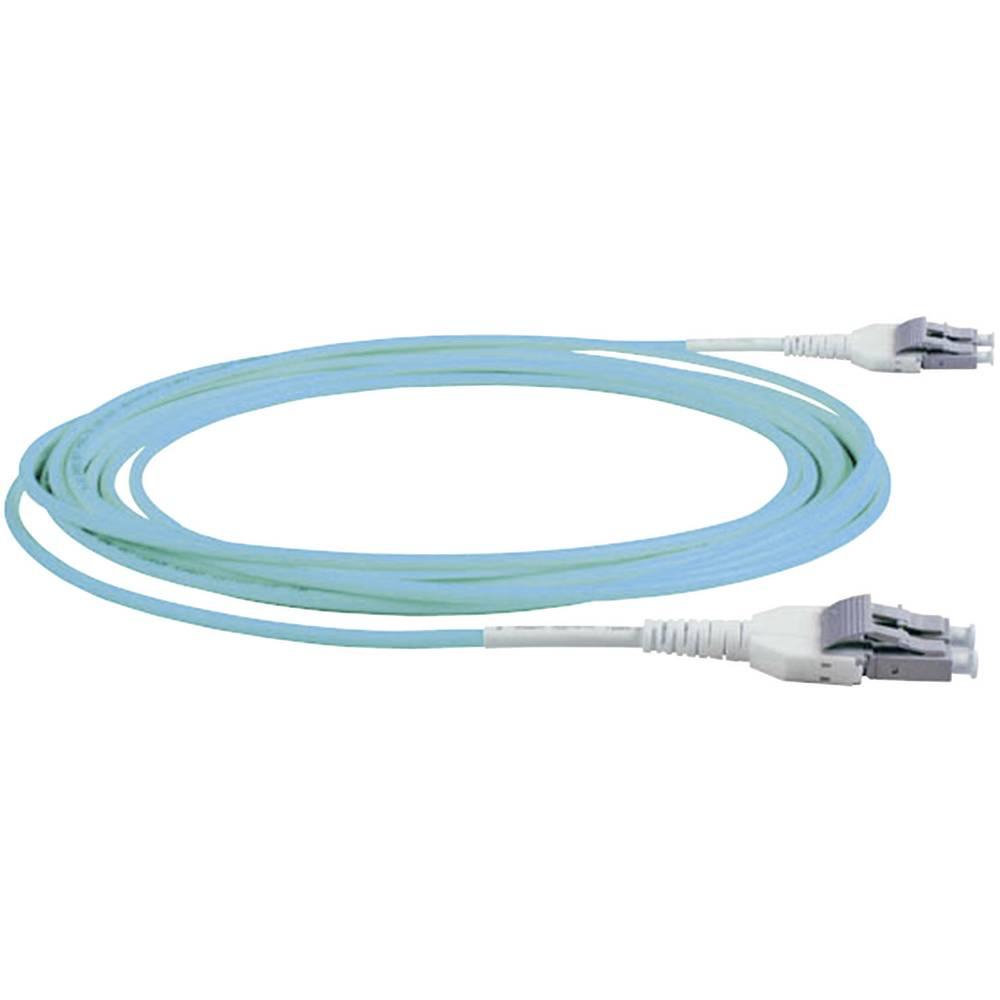 Optični priključni kabel [1x LC vtič - 1x LC vtič] 50/125µ Multimode OM3 10 m EFB Elektronik