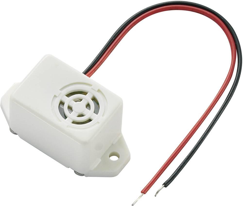 Miniaturno zujalo KPMB serije,glasnoća: 75 dB 9 - 15 V/DC,prijem el. struje 30 mA KPMB-G2212L-K6406 KEPO