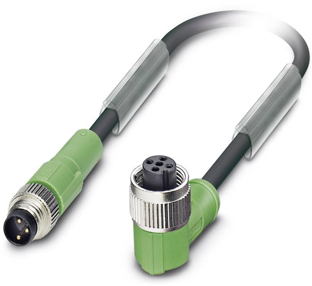 Sensor-, aktuator-stik, Phoenix Contact SAC-3P-M 8MS/1,5-PUR/M12FR 1 stk