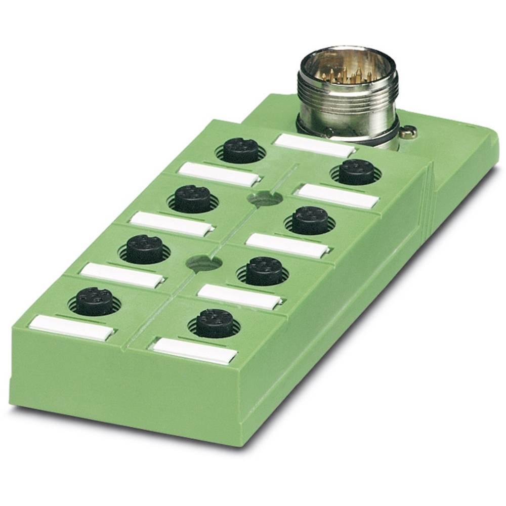 SACB-8/ 8-M23 - škatla za senzorje/aktuatorje SACB-8/ 8-M23 Phoenix Contact vsebuje: 1 kos